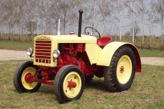 Traktor Hanomag 40HP